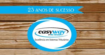 Easy-Way comemora 23 anos com crescimento e novidades