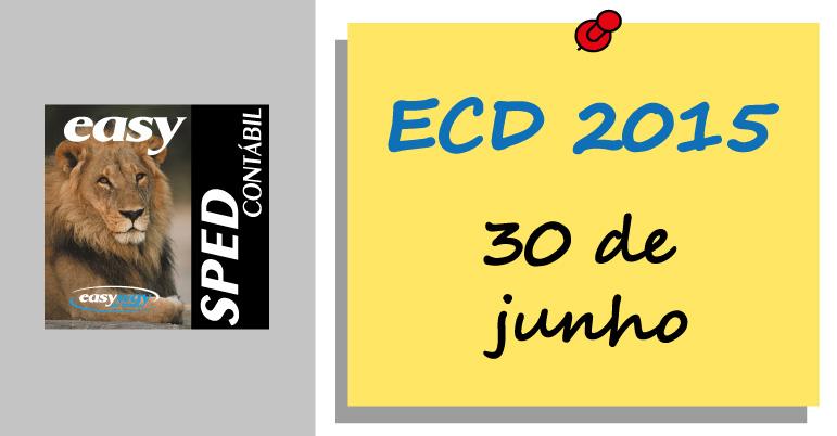 Empresas têm até 30 de junho para entregar a ECD