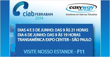 EWB no CIAB FEBRABAN 2014