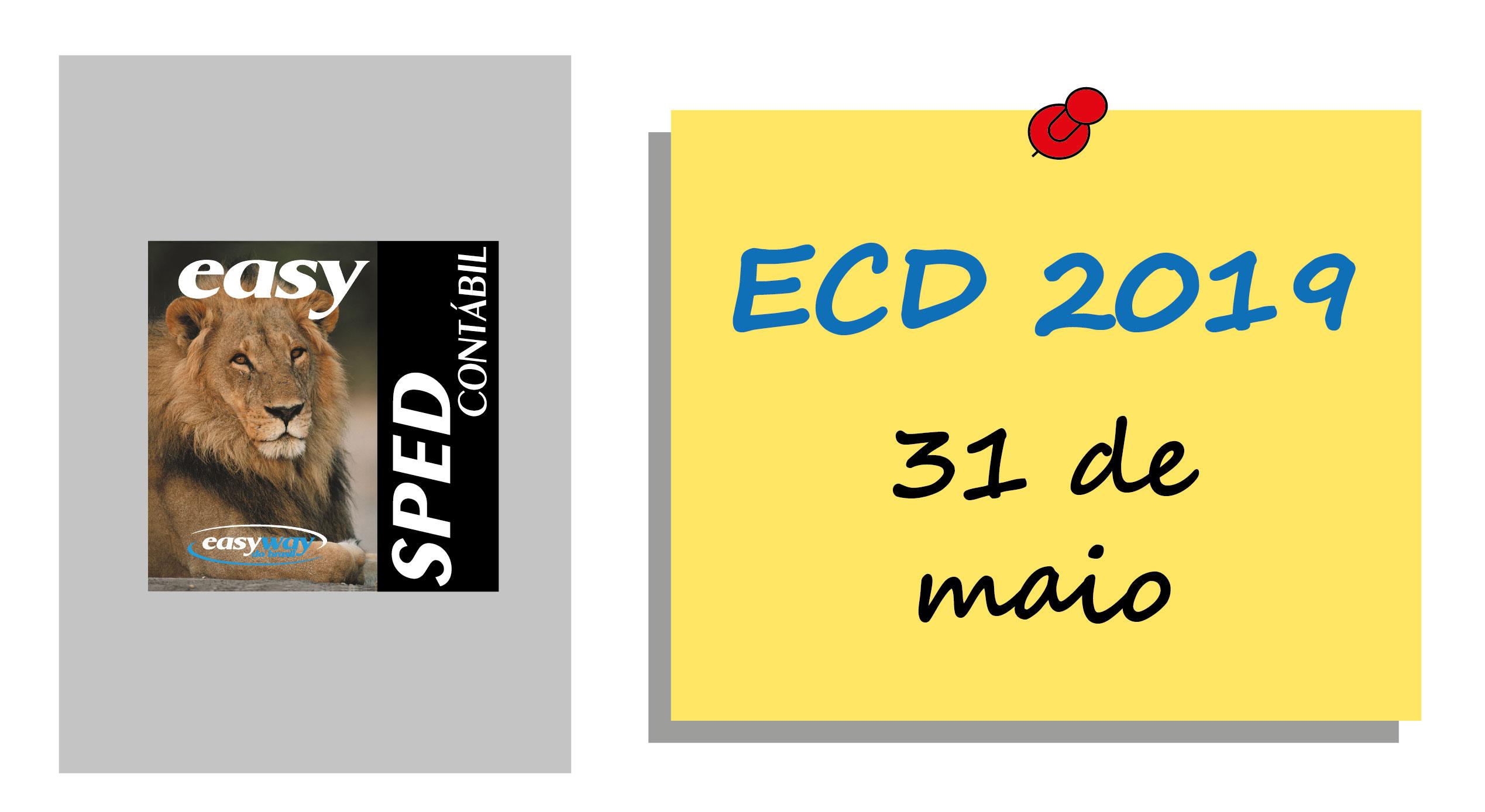 Empresas têm até dia 31 de maio para entregar a ECD