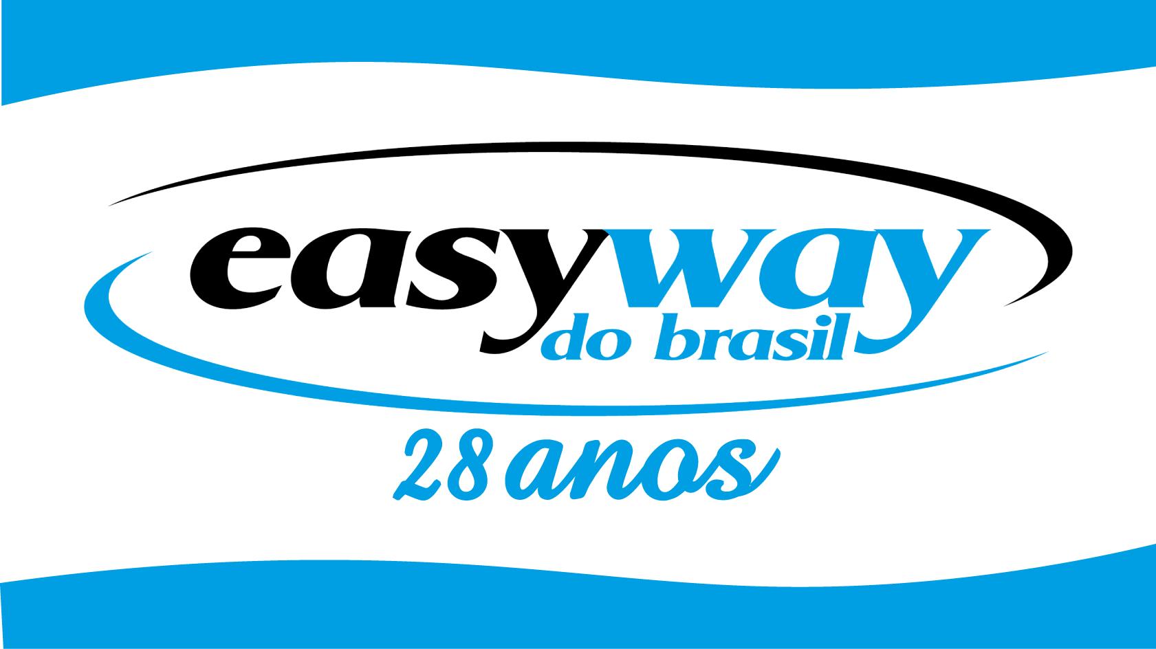 Easy-Way do Brasil completa 28 anos