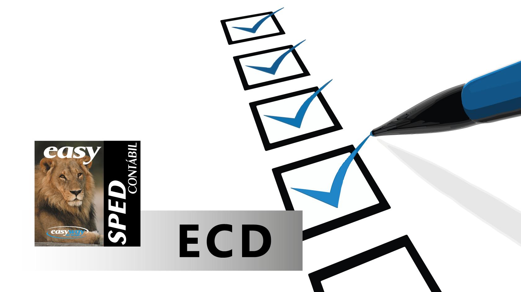 ECD tem nova versão do Programa Gerador da Escrituração