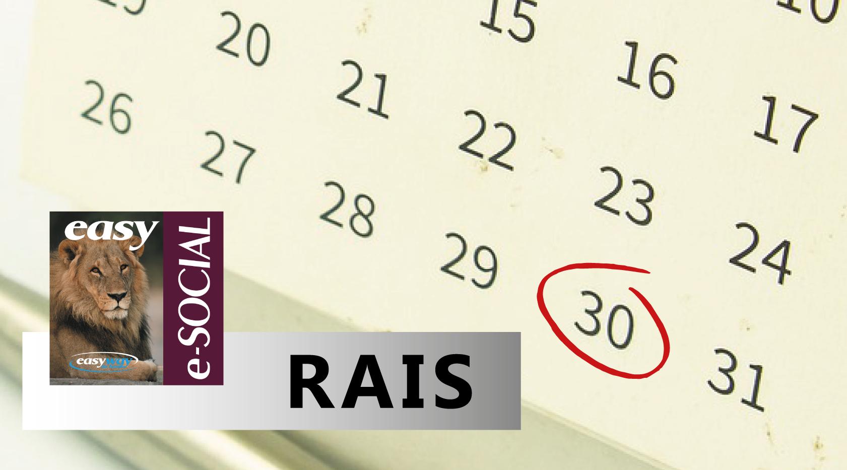 Correções na RAIS podem ser realizadas até 30 de setembro