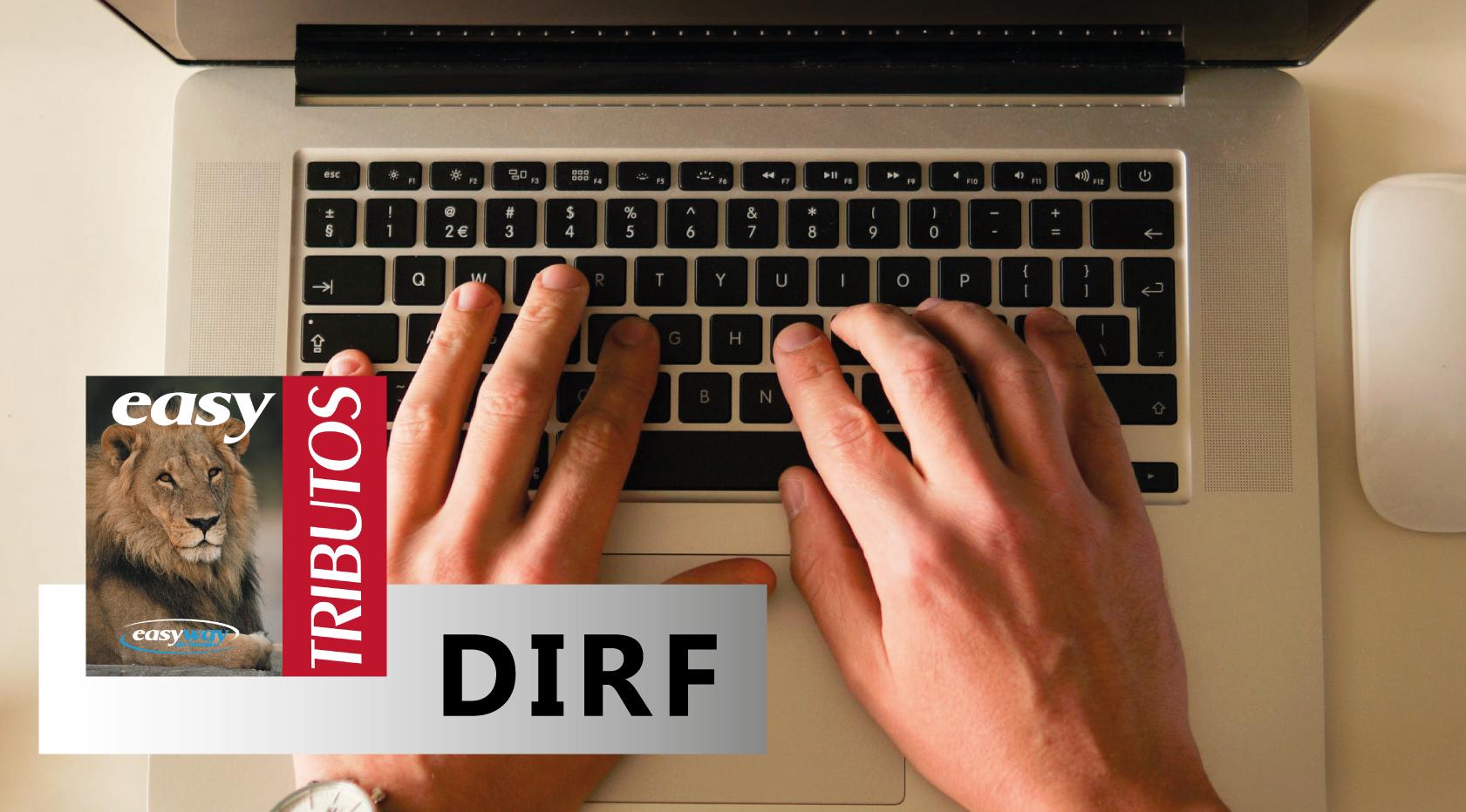Receita Federal define regras e prazo para a DIRF 2021