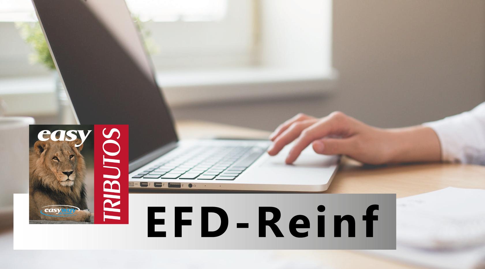 Aquisição de Produção Rural ganha bloco em leiaute da EFD-Reinf