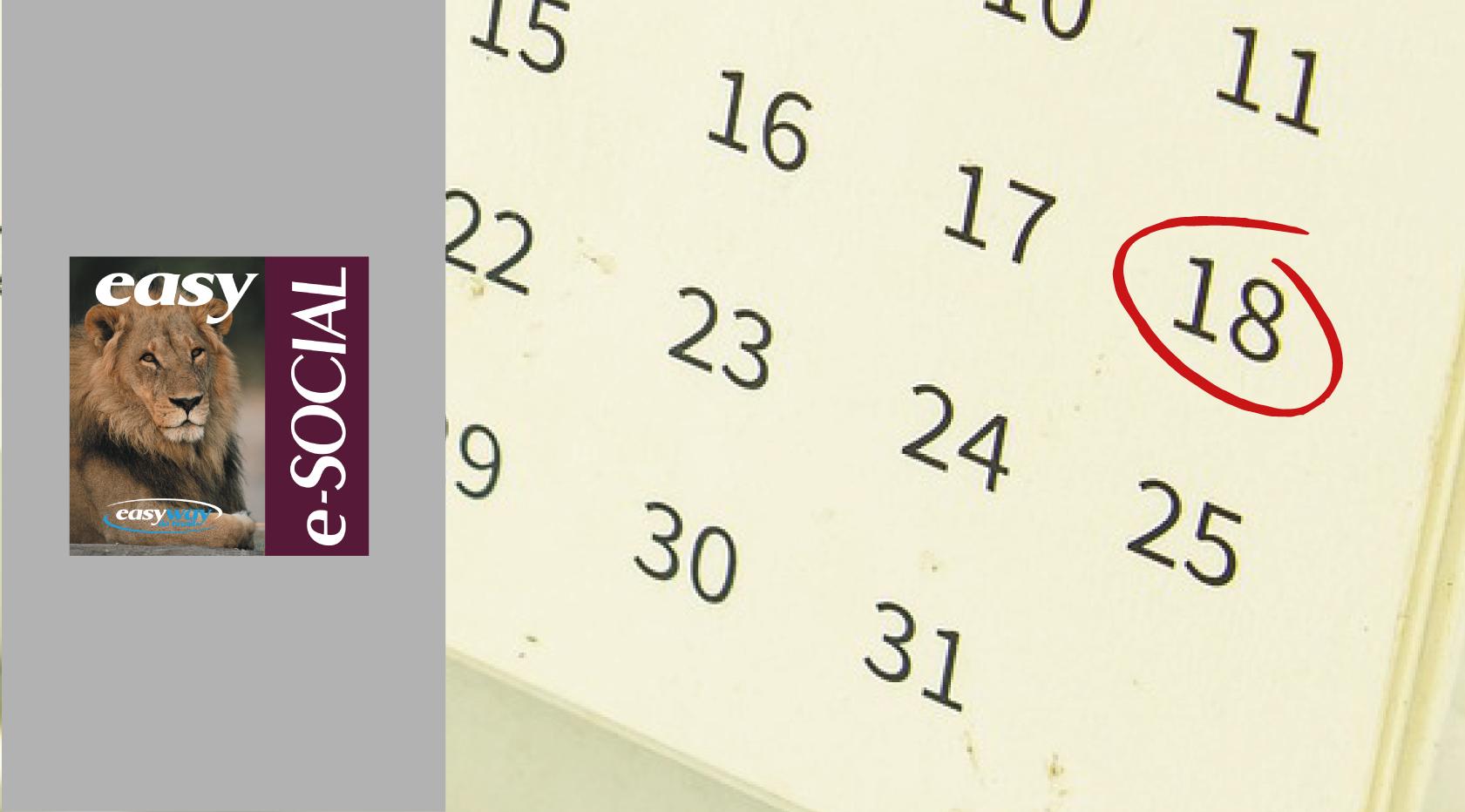 Prazo para envio da DCTFWeb anual se encerra em 18 de dezembro